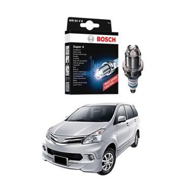 Bosch Super 4 YR78X Busi Mobil for Toyota New Avanza 1.5 2012