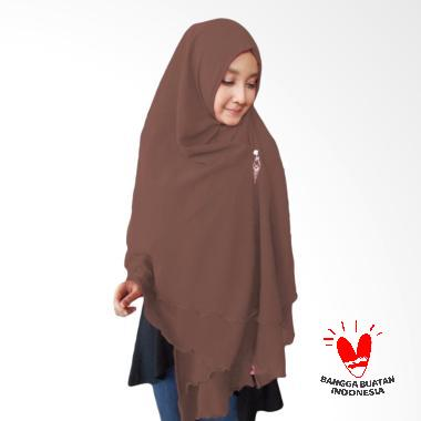 Hijabku Murah Oki Panjang Kerudung Syar'i - Milo
