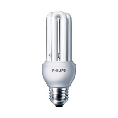 Philips Essential Lampu Hemat Energi - Putih [5 Watt]