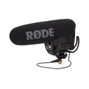 Rode Videomic Pro MIcrophone- Hitam