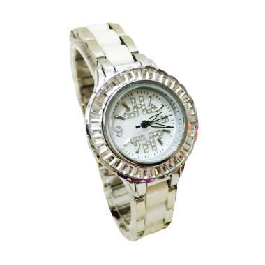 Tetonis T963 Jam Tangan Wanita - Silver
