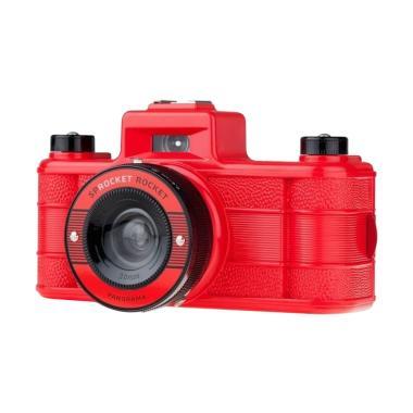 Lomography Sprocket Rocket Kamera Digital - Red