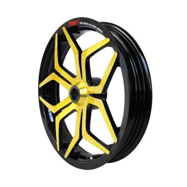 harga POWER Star Set Velg Motor for Mio J - Black Gold [R 14 Inch] Blibli.com