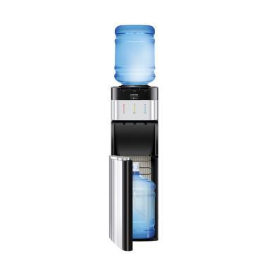 Sanken HWD-Z96 Dispenser Duo Gallon [Stainless Steel]