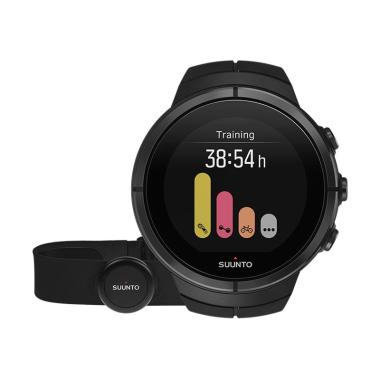 Suunto Spartan Ultra Smartwatch - All Black Titanium [HR SS022654000]