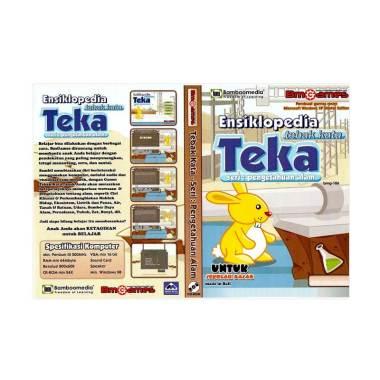Bamboomedia BMG-106 TEKA Seri Pengetahuan Alam Software