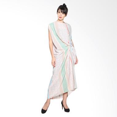 Kaftan Lady Daliyah SR0005 Pakaian Wanita - Mixed Pastel