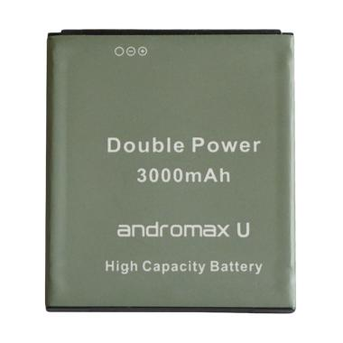 Smartfren Battery with Andromax A. Rp 105.000 · Andromax Original Battery for Andromax U2 LI37150A. Rp 72.000 · Andromax ...
