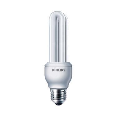 Philips Essential Lampu Hemat Energi - Putih [18 Watt]