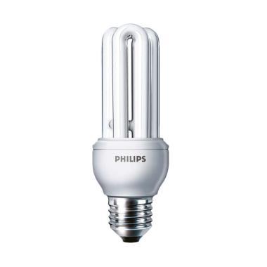 Philips Essential Lampu Hemat Energi - Putih [14 Watt]