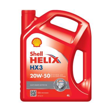 Shell Helix Hx3 20w