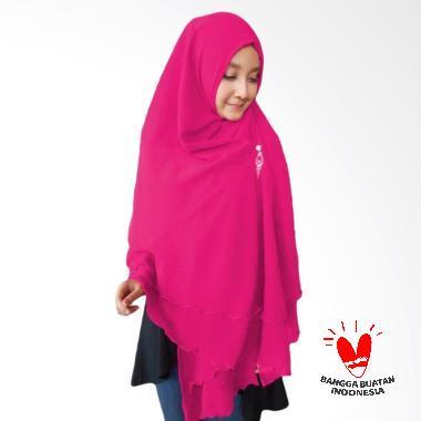 Hijabku Murah Oki Panjang Kerudung Syar'i - Fanta