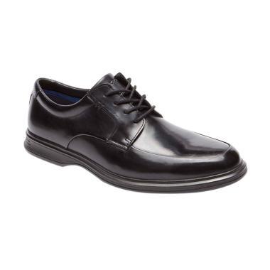 Rockport V81807 Dressports 2 Lite Slip On Sepatu Pria - Black Tea