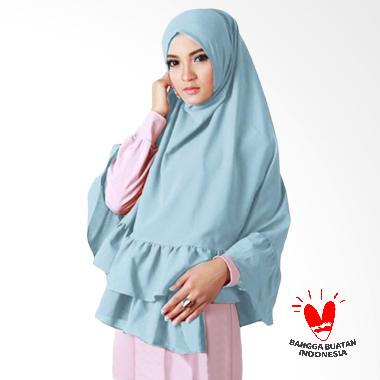 Hijabku Murah Taj Mahal Kerudung Syar'i - baby blue