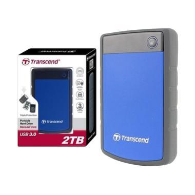 Jual Transcend StoreJet 25H3 Harddisk Eksternal - [2 TB] Harga Rp 1188000. Beli Sekarang dan Dapatkan Diskonnya.