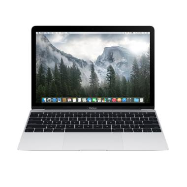 Apple MacBook MF865 Notebook - Silv ... re M/8 GB/512 GB/12 Inch]