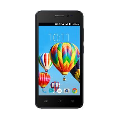 Smartfren Andromax B Smartphone - Hitam [8 GB/ 1 GB/ 4G LTE]