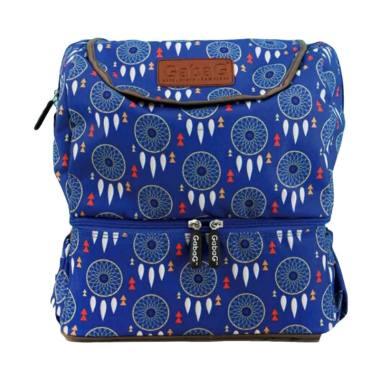 Gabag Tas Penyimpan ASI dengan Ice Gel Cooler Bag Kirey Ransel