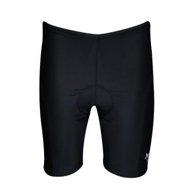 harga Lasona Celana Sepeda Premium Pria dan Wanita CS-P538G-L8 - Black Blibli.com