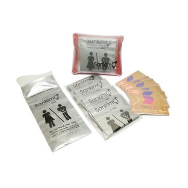 Sankimo Urinoir Bag Toilet Portable Kantong Urin