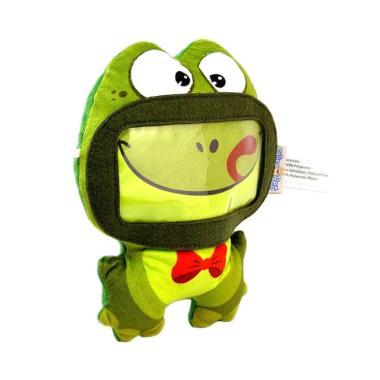 Wise Pet for Smartphone Mini Frog Mainan Anak - Hijau
