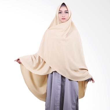 Cotton Bee Khimar Celina Pet Jilbab Instant - Baby Gold