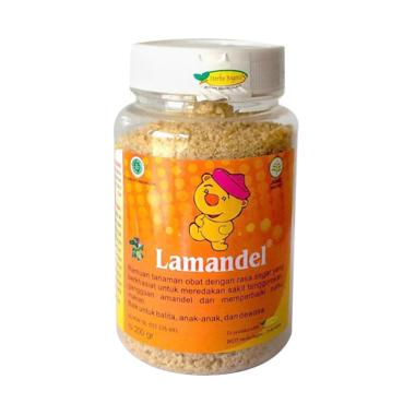 Herba Bagoes LamandeL Suplemen Amandel [200 g x 2 Btl]