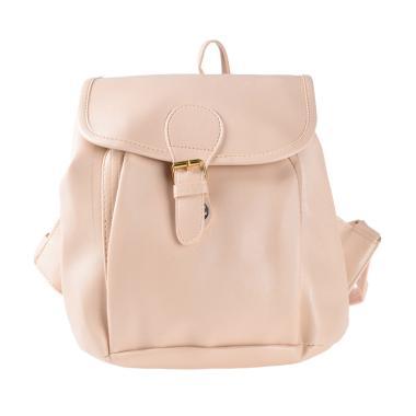 Louvre Paris BL-005-09 Aiglentine Backpack - Cream