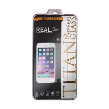 Titan Tempered Glass Screen Protector for Sony Xperia M [Rounded Edge 2.5D]