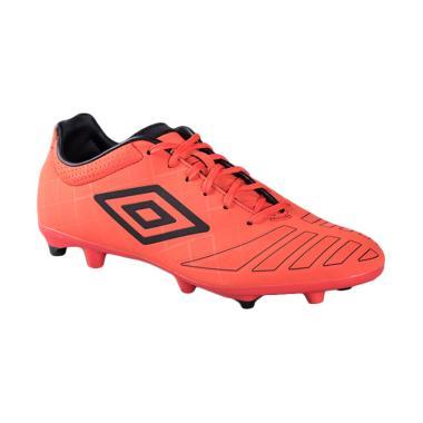 Umbro Ux Accuro Premier Hg Sepatu Sepakbola - Orange 81181U-EAH