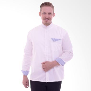 Zaidan Koko Exclusive Pakaian Pria - Broken White KSBT 0012017