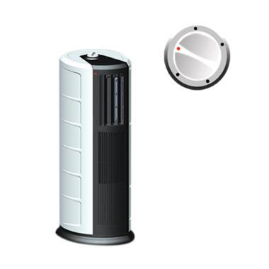 Changhong CPC05EM AC Portable - putih [1/2 PK/4 In 1/Tanpa Remote]