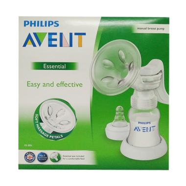 Philips Avent Essential Breast Pump Manual SCF900/01