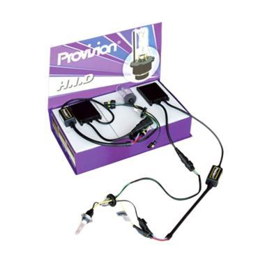 Provision HID Lamp H4 6500K Magnet Plus Lampu Mobil
