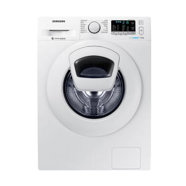 Samsung WW75K5210YW Front Loading Washing Machine [7.5 kg]