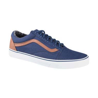 Vans U OLD SKOOL C&L Sneaker Shoes - Drees Blues