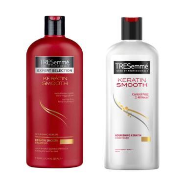 Tresemmé Keratin Smooth Shampoo & Conditioner [340 mL]
