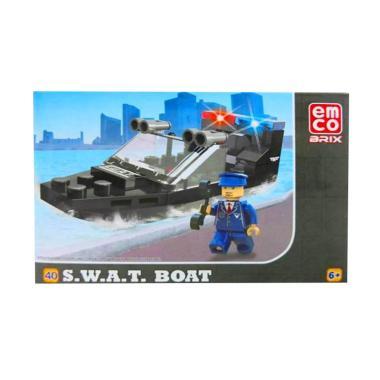 Emco Brix SWAT Boat 40 Original Item