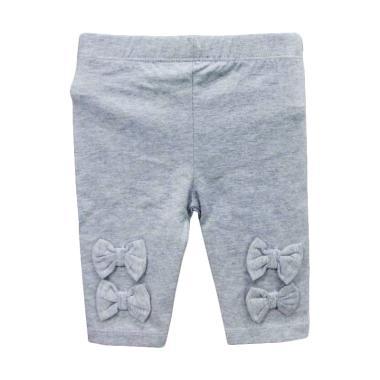 Import Kid Legging Pita Celana Bayi Perempuan - Grey