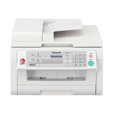 Panasonic KX-MB2010CXW Printer Multifungsi - Putih
