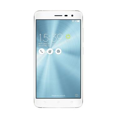Blibli Now- Asus ZenFone 3 ZE552KL  ... onlight White [64GB/ 4GB]