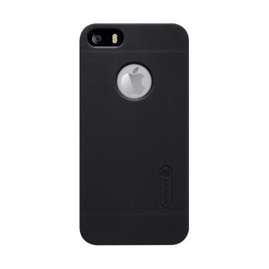 Nillkin Frosted Hardcase Casing for iPhone 5/5S/SE - Hitam