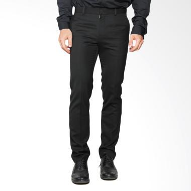 Cardinal Formal Slim Fit Celana Formal - Black FBSX013 01A