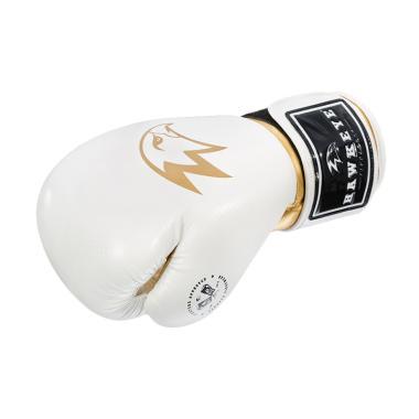 Hawkeye World Wild Pearly Gold Glove Sarung Tinju - 16 OZ