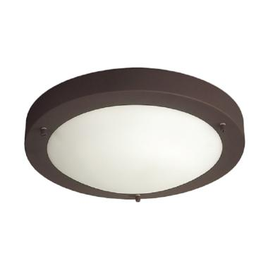 PHILIPS ECB300 Wall Lantern Antracit Lampu Taman [1x60W/ 240V]