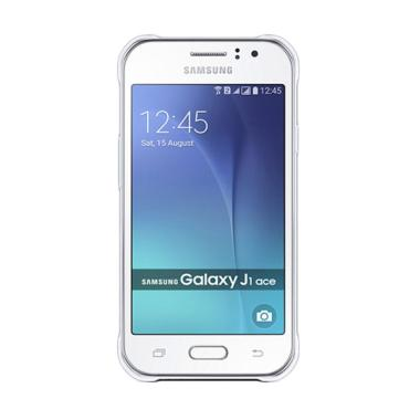 Samsung Galaxy J1 Ace SM-J111F Smartphone - Putih [8GB/ RAM 1GB]