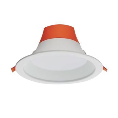 Osram Comfo Ace 823 8 Inch 830 23 Watt Lampu LED Down Light  - Kuning