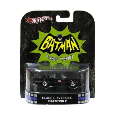 HotWheels Retro Classic TV Series Batmobile RW Diecast