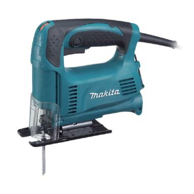Makita 4327 Vibration + Free Jig Saw Machine Mesin Gergaji - Biru