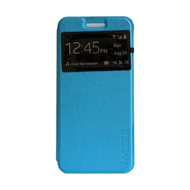 MyUser Flip Cover Casing for Xiaomi Note Pro - Biru